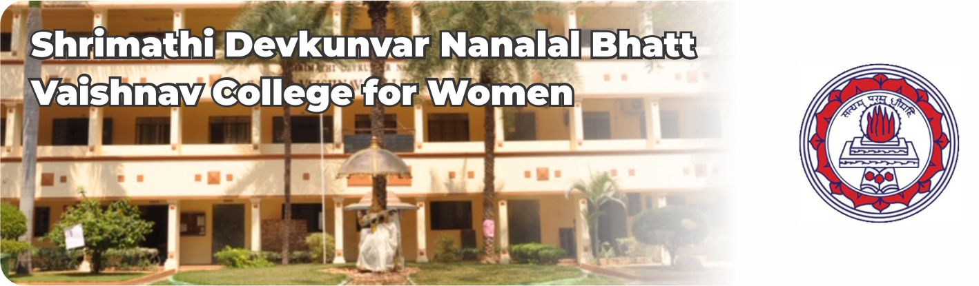 Shrimathi Devkunvar Nanalal Bhatt Vaishnav College for Women