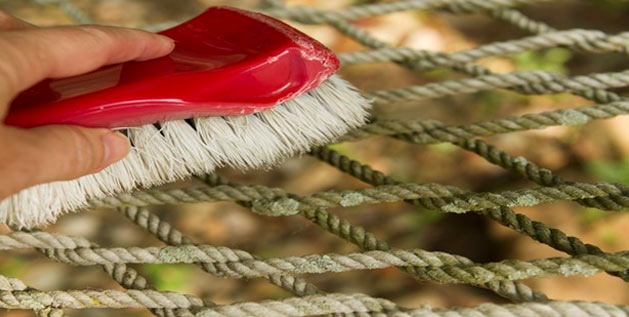 hammocks clean and care tips